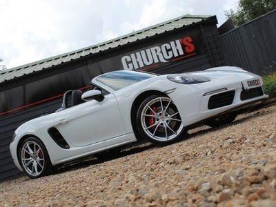 used Porsche Boxster S BOXSTERPDK