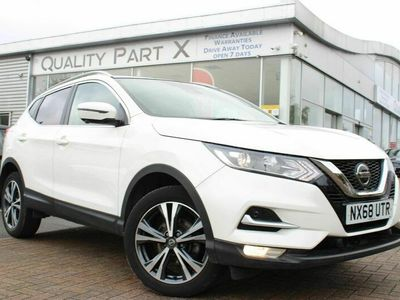 used Nissan Qashqai 1.5 dCi N-Connecta (s/s) 5dr