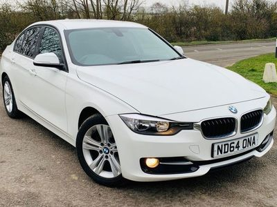 used BMW 320 3 SERIES 2.0 D SPORT 4d AUTO 184 BHP +PADDLES SHIFT+AA+LOW MILE