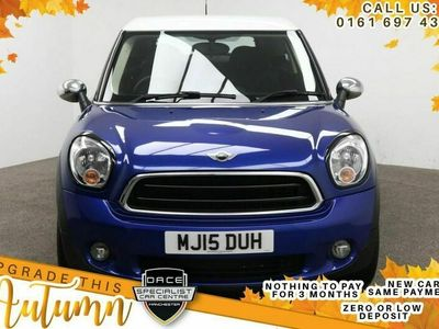 used Mini Cooper D Paceman 2.0TD