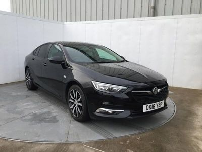 used Vauxhall Insignia 2018 Liverpool 1.5T [165] Design 5Dr