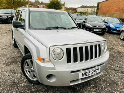 used Jeep Patriot 2.0 CRD Sport 4x4 5dr