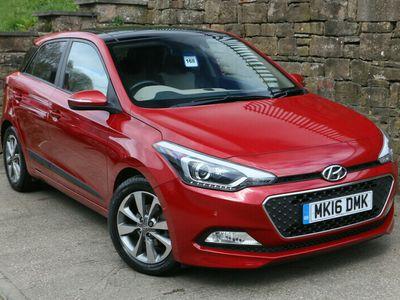 used Hyundai i20 1.4 Premium SE 5dr