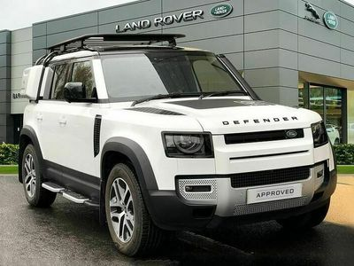 used Land Rover Defender NewD240 HSE 110 2.0 5dr