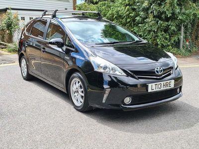 used Toyota Prius+ 1.8 VVT-h T4 CVT 5dr (7 Seats)