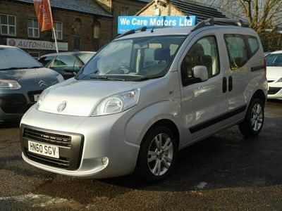 used Fiat Qubo 1.3 MultiJet 16v Dynamic 5dr