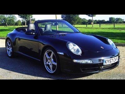 used Porsche 911 Carrera 4 Cabriolet Carrera 4 Tiptronic S