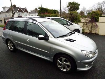 used Peugeot 206 SW 2.0 HDi XSi 5dr (a/c)