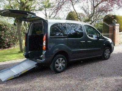 used Citroën Berlingo 1.6 BlueHDi 100 Feel Edition ETG6 5-Door Wheelchair Accessible Vehicle WAV Disabled