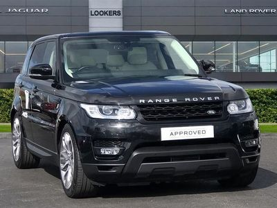 used Land Rover Range Rover Sport 2017 Aylesbury 3.0 Sdv6 [306] Hse Dynamic 5Dr Auto