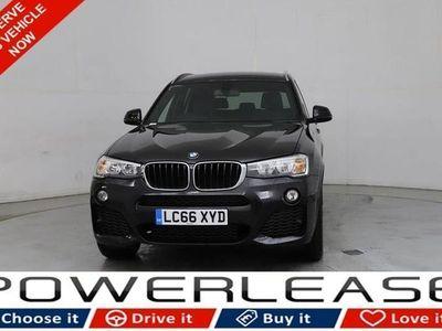 used BMW X3 DIESEL AUTOMATIC ESTATE 5 DOORS