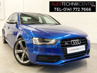 used Audi S4 3.0 TFSI V6 Black Edition S Tronic quattro 4dr