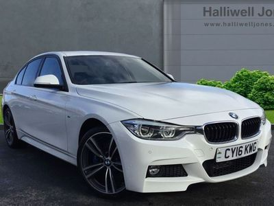 used BMW 330 3 Series D Xdrive M Sport 4Dr Step Auto