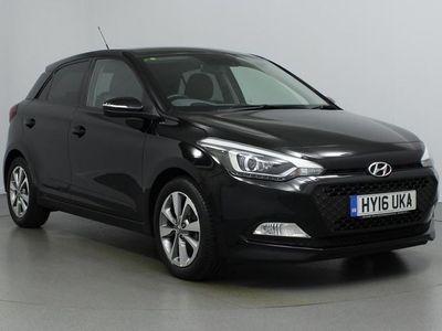 used Hyundai i20 1.2 Premium 5dr