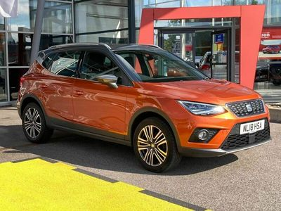 used Seat Arona 1.0 TSI XCELLENCE (s/s) 5dr