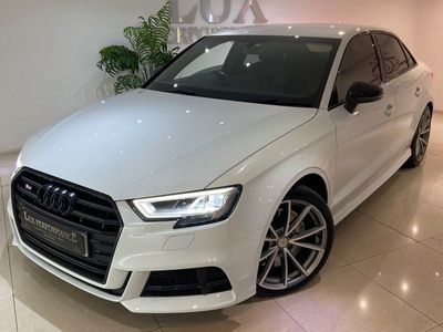 used Audi S3 2.0 TFSI Black Edition S Tronic quattro (s/s) 4dr