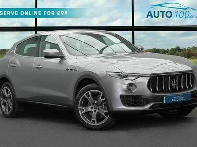 used Maserati Levante 3.0 V6 ZF 4WD (s/s) 5dr