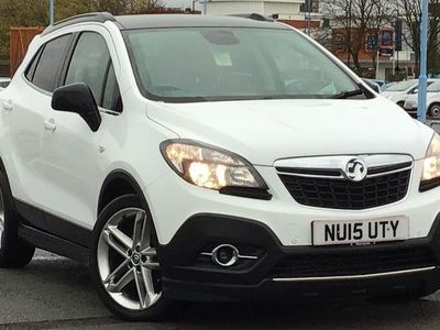 used Vauxhall Mokka 2015 Middlesbrough 1.4T Limited Edition 5dr