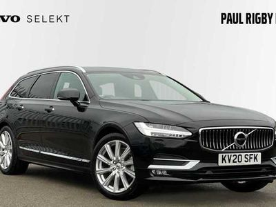 used Volvo V90 D5 AWD Inscription Plus Automatic (Winter Pack, Family Pack) 2.0 5dr