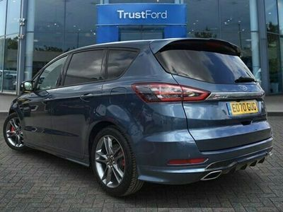 used Ford S-MAX 2.0 EcoBlue 190 ST-Line [Lux Pack] 5dr Auto