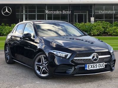 used Mercedes A200 A-ClassAmg Line Executive 5Dr