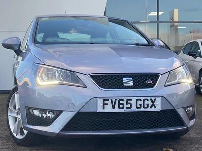 used Seat Ibiza SC FR 1.2 TSI 110 PS 6-speed manual 3dr