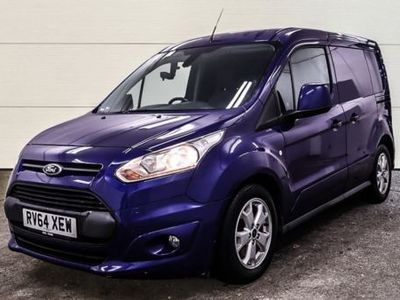 used Ford Transit Connect SWB L1H1 Low Roof Limited Air, Alloys, Sensors NO VAT