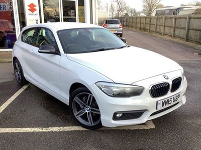 used BMW 116 1 Series D Sport 3Dr Step Auto
