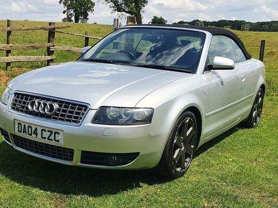 used Audi S4 Cabriolet 4.2 quattro 2dr
