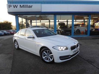 used BMW 520 5 Series D [190] Se 4Dr Step Auto