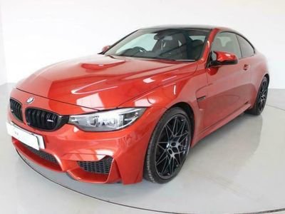 used BMW M4 M4 3.0COMPETITION 2d AUTO-1 OWNER CAR-RUNNING IN coupe