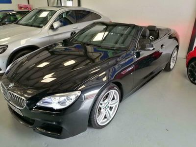 used BMW 650 Cabriolet 650i [449] M Sport 2dr Auto
