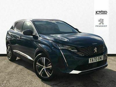 used Peugeot 3008 1.5 BlueHDi Allure Premium 5dr EAT8 diesel estate