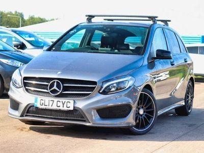 used Mercedes B180 B ClassAMG Line Premium 5dr Auto 1.5