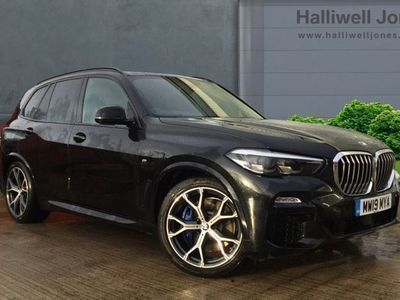 used BMW X5 2019 Wilmslow xDrive30d M Sport