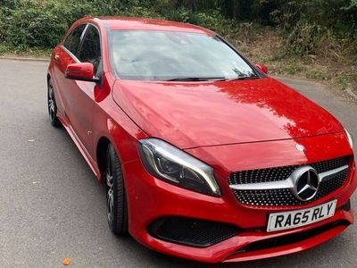 used Mercedes A180 A Class 1.5AMG Line (Premium) 7G-DCT (s/s) 5dr