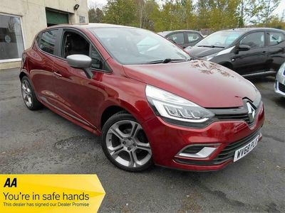 used Renault Clio GT LINE TCE