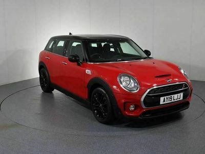 used Mini Cooper S Clubman CLASSIC NAV + COMFORT PACK 2.0 6dr