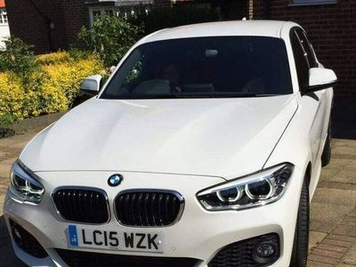 used BMW 118 1 Series 1.6 i M Sport Auto (s/s) 5dr