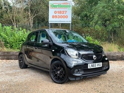 used Smart ForFour 0.9 PROXY PREMIUM T 5dr