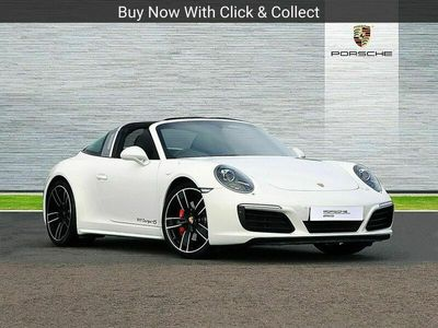 used Porsche 911 Targa 4S 991 2dr PDK 3.0