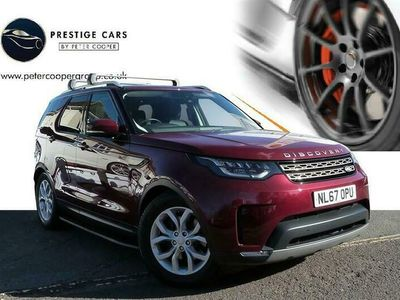 used Land Rover Discovery Station Wagon 5-Door 2.0 SD4 (240ps) 4X4 SE 5dr
