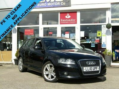 used Audi A3 Sportback  2.0 TDI SPORT 5d 138 BHP 5-Door PX TO CLEAR, JUST ARRIVED