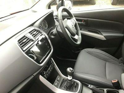 used Suzuki SX4 S-Cross 1.4 Boosterjet 48V Hybrid SZ5 5dr suv 2020