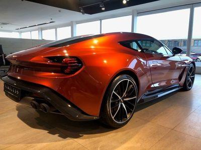 used Aston Martin Vanquish Zagato Coupe Coupe 2017