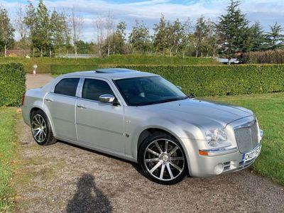 used Chrysler 300C DIESEL AUTOMATIC SALOON 4 DOORS