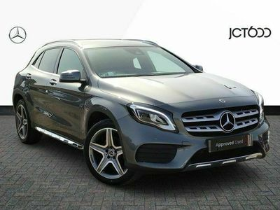 used Mercedes GLA250 4Matic AMG Line Premium Plus 5dr Auto 2.0