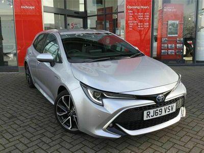 used Toyota Corolla 2.0 Vvt-I Hybrid Excel 5Dr Cvt