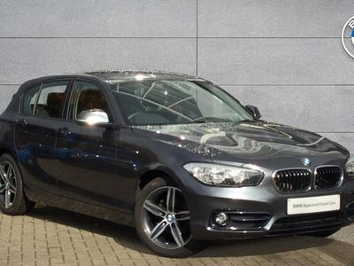 used BMW 116 d Sport 5-Door