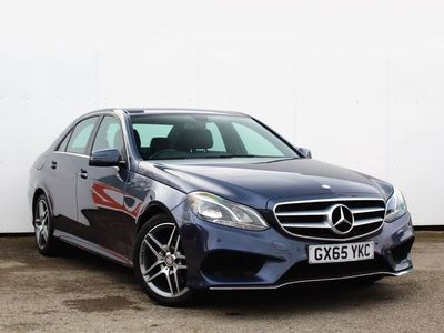 used Mercedes E250 E CLASS 2015 SwintonCDI AMG Line 4dr 7G-Tronic Saloon
